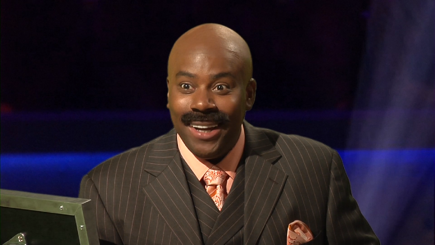 Steve Harvey Who Wants to be a Millionaire Who Wants to be a Millionaire