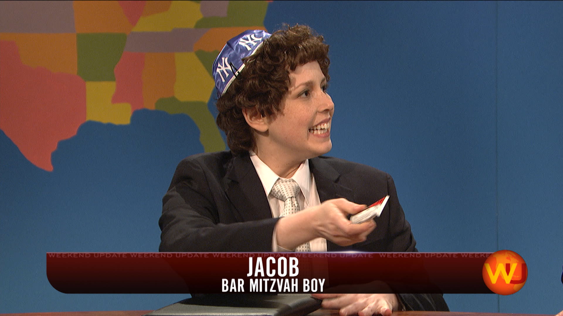 Saturday Night Live Mocks Over-The-Top Bar Mitzvah