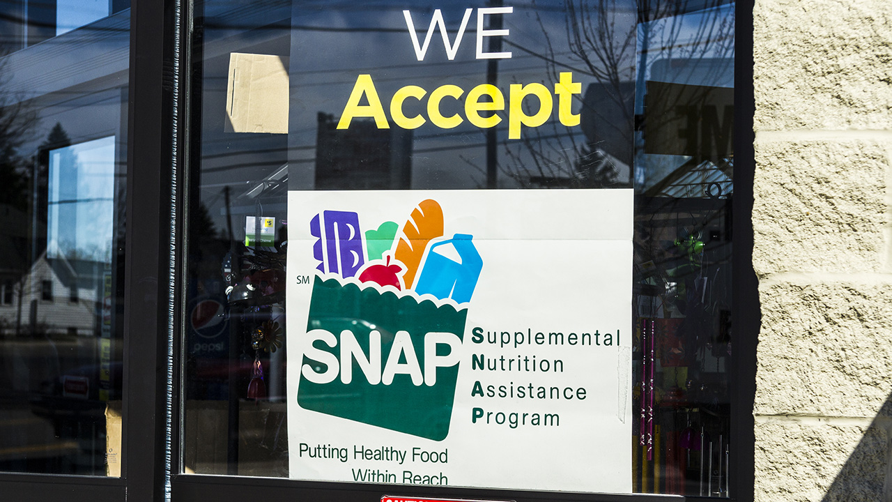 Trump administrations own study shows food stamp move may hurt poor