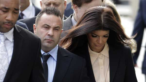 Real Housewives' husband Joe Giudice loses immigration appeal