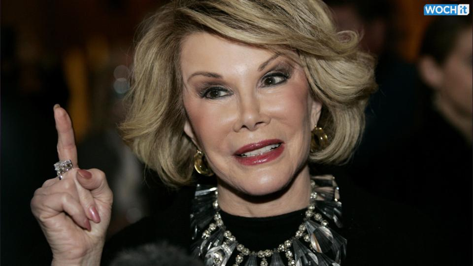 Joan Rivers Dead Body Joan Rivers Dead Body Photo