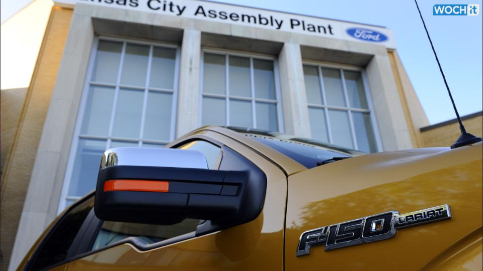 Ford Raises F-150 Prices, Dealers Begin Ordering 2015 Models