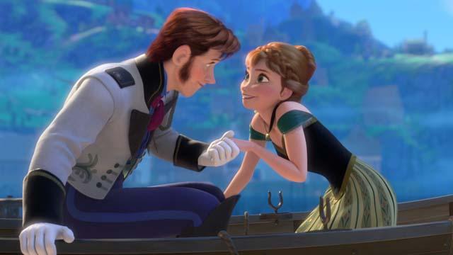Frozen  Trailer 2  Wait What Frozen Gif