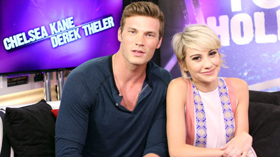Chelsea Kane and derek theler interview