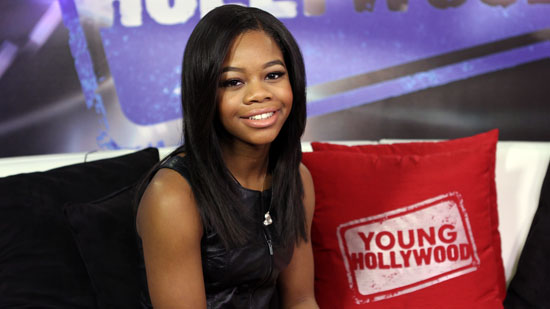 Gabby Douglas Raises The Bar With Second Book