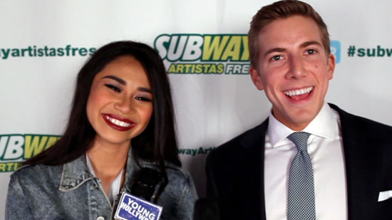 Backstage With 'Idol' Star Jessica Sanchez