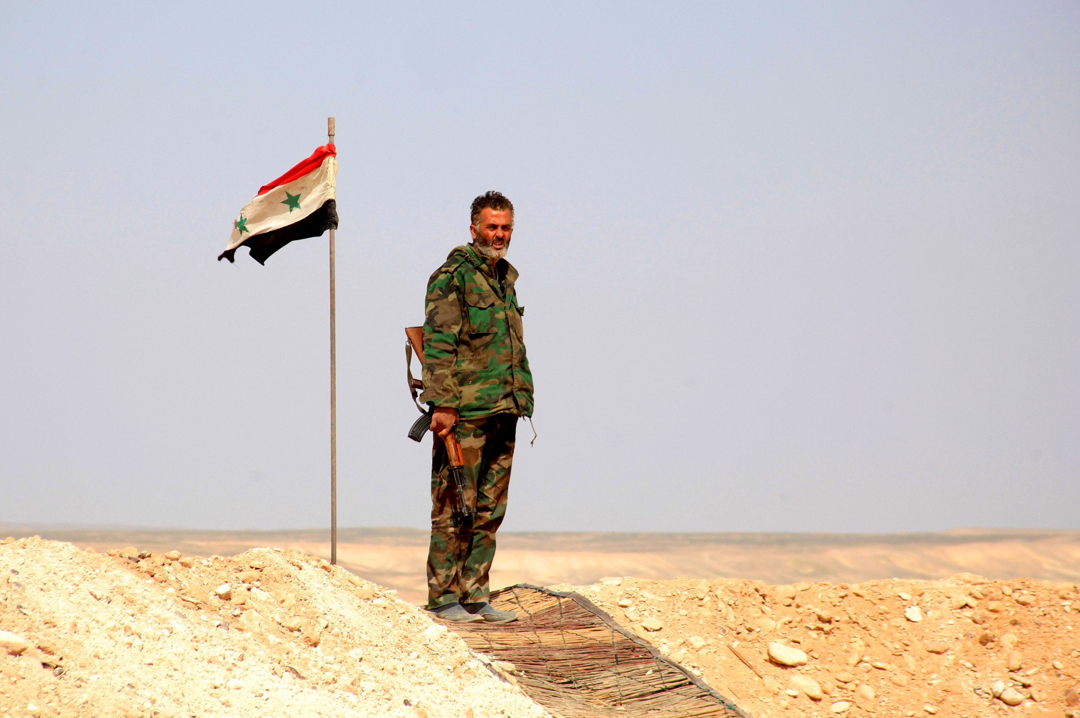 Lives, culture at stake as ISIS claims 2nd key victory