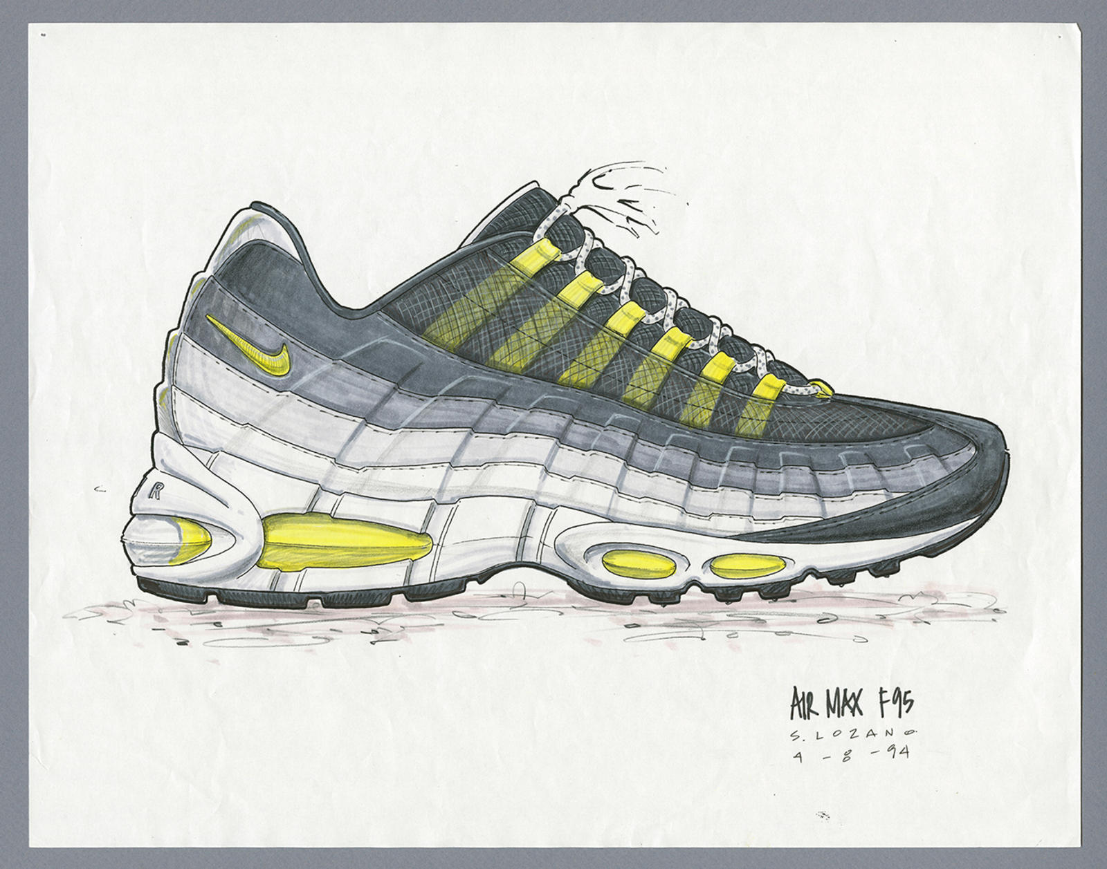 20 Things You Didn\'t Know About the Air Max 95