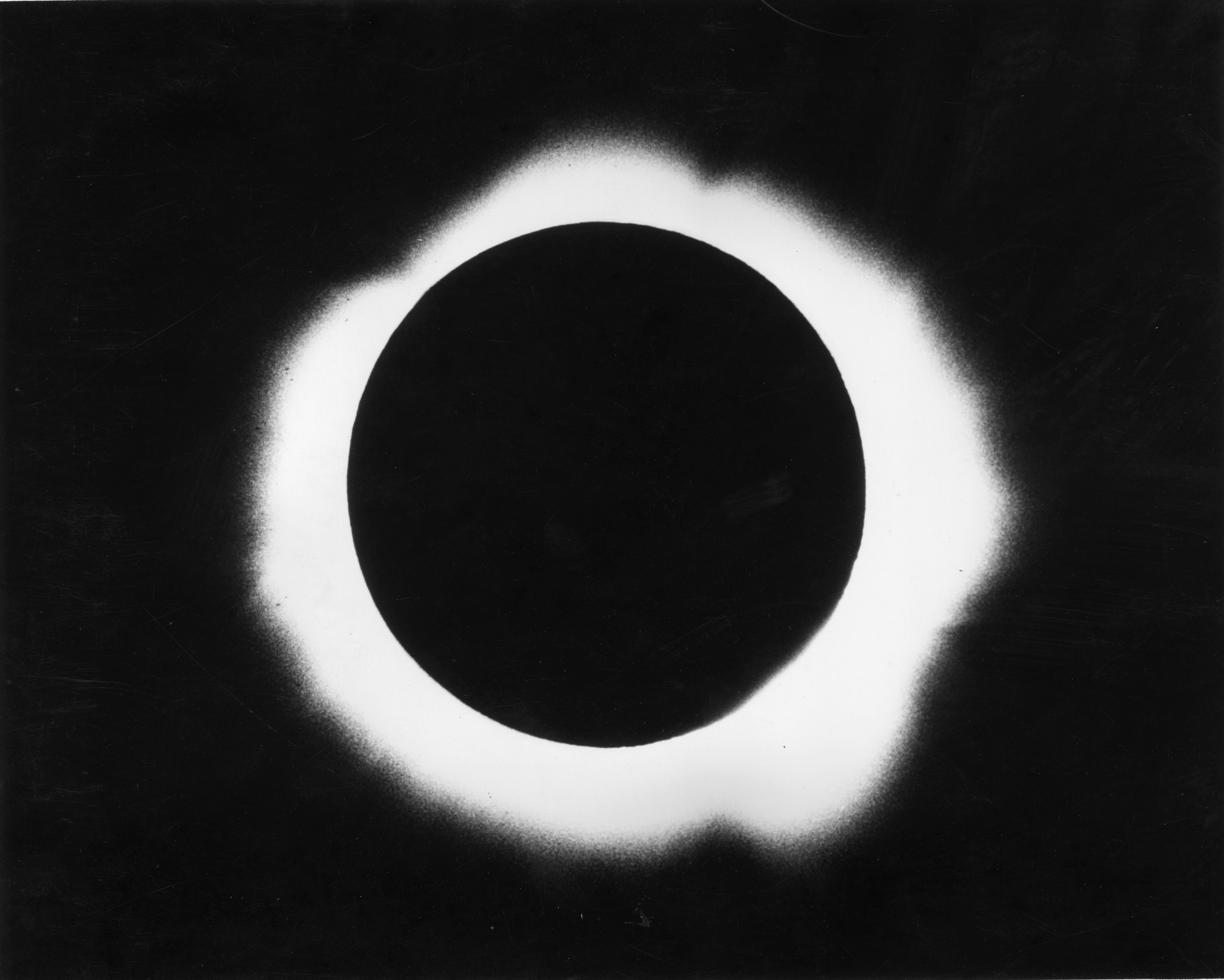 Total Solar Eclipse in 1979 Ended With Moving Message