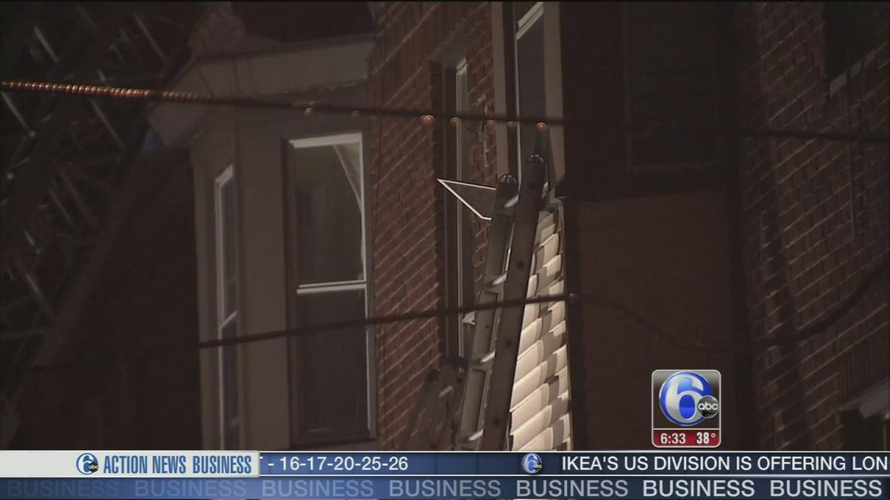 5 adults, 4 children injured in Frankford fire