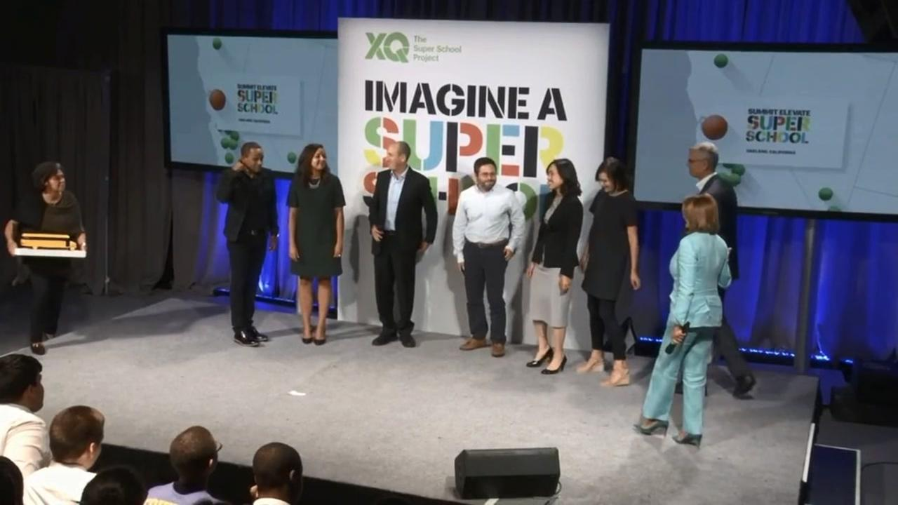Bay Area educators score $10 million prize in national contest co-launched by Steve Jobs' widow