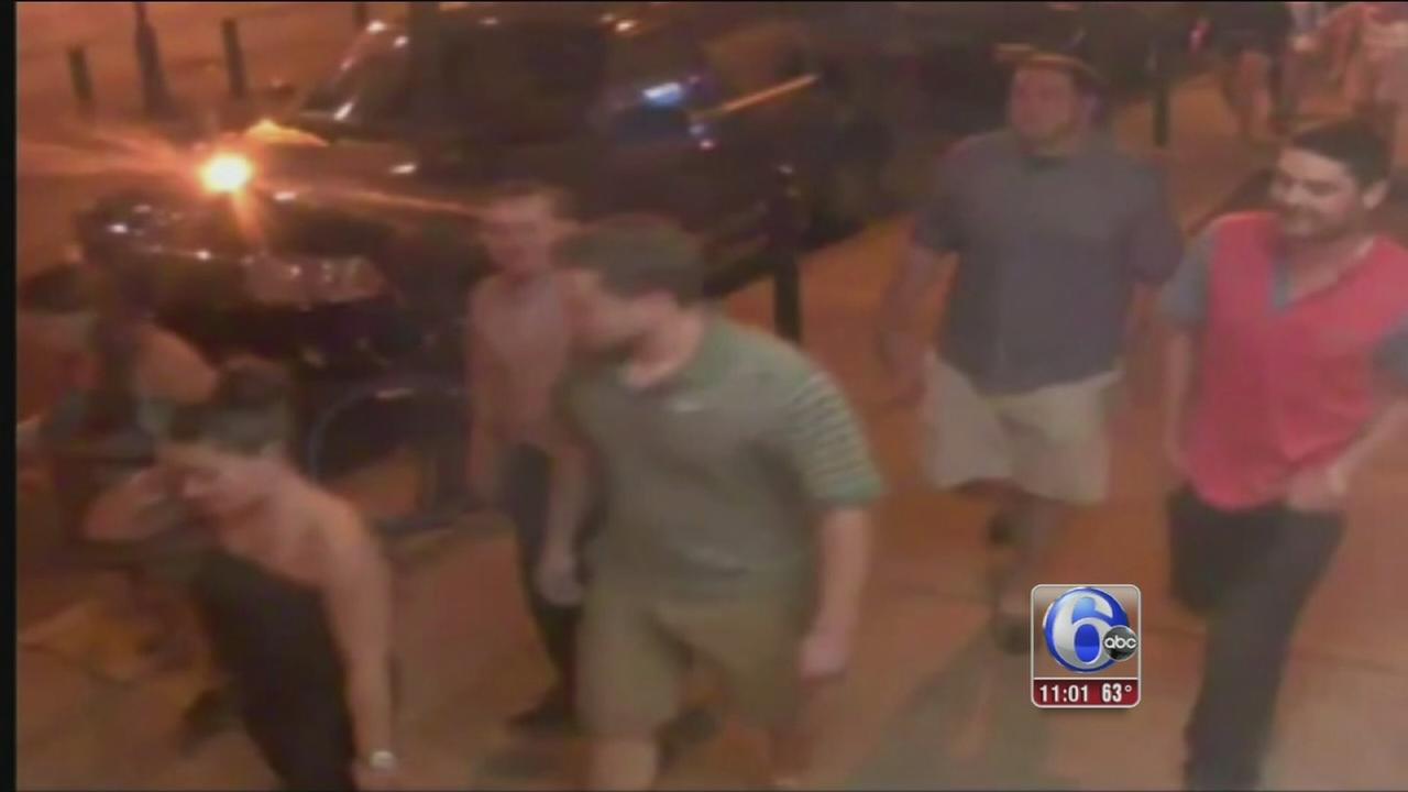Social media users help ID suspects in Center City gay-bashing attack, police say
