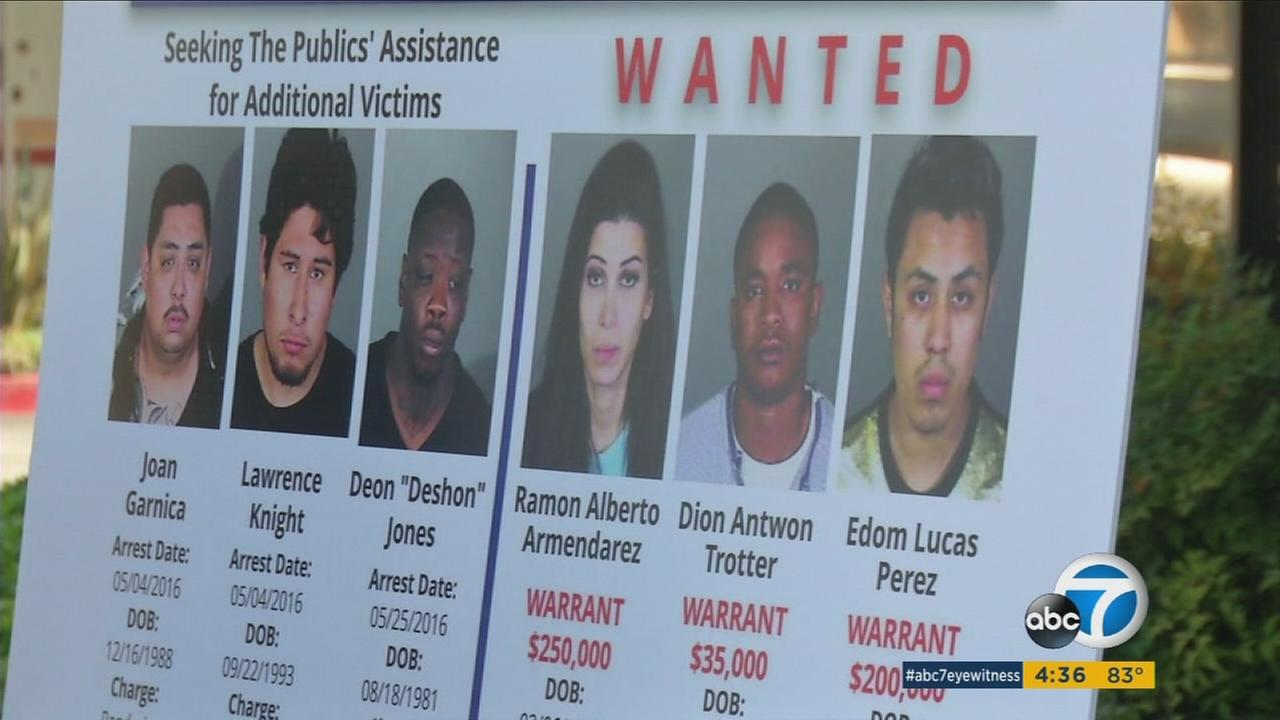 More than 200 pimps, johns arrested by San Fernando Valley trafficking unit