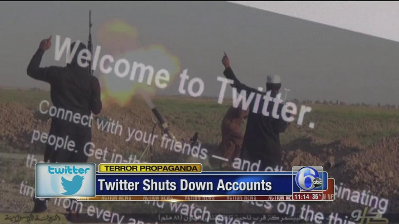 Twitter suspends more than 125,000 ISIL-related accounts