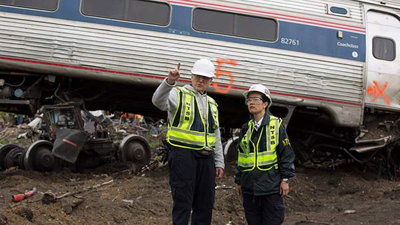 NTSB has possession of Amtrak engineer's cell phone