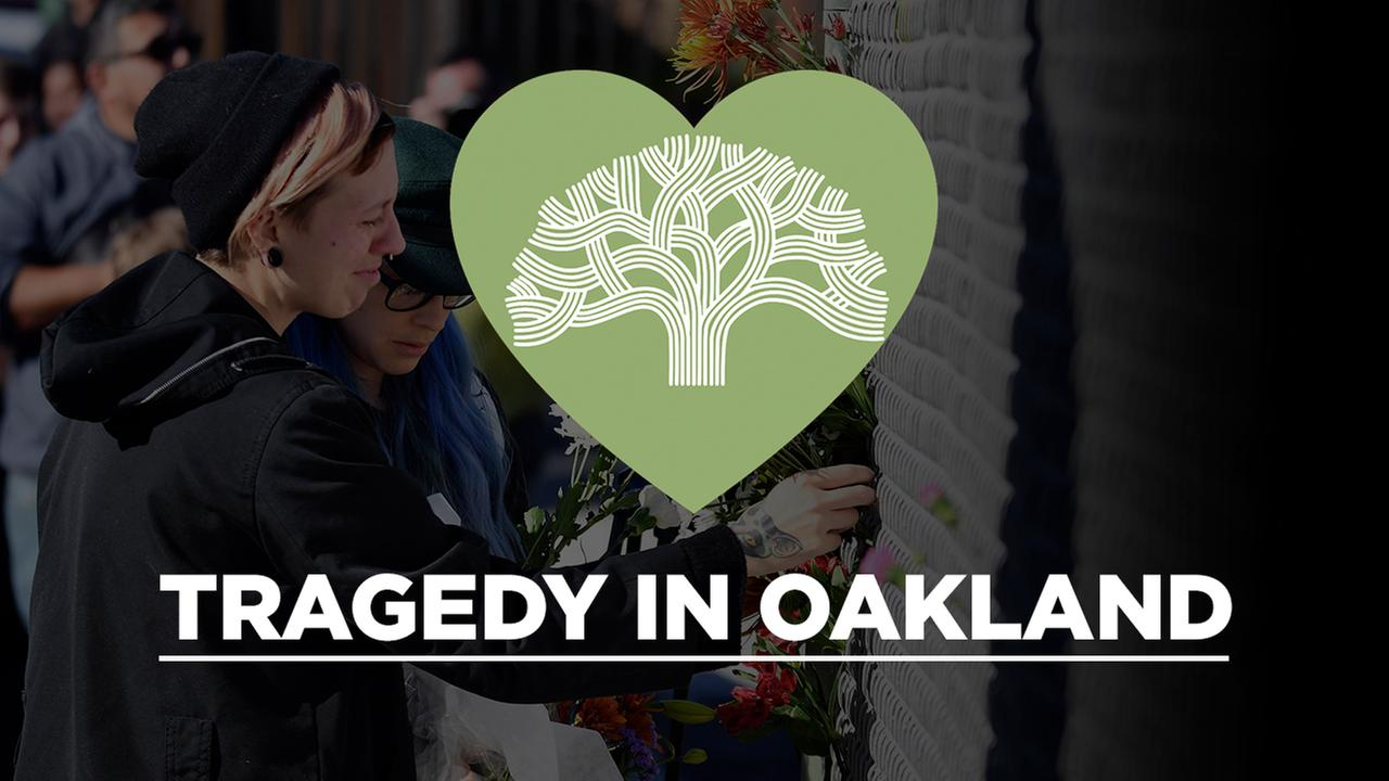 Some victims of Oakland warehouse fire identified