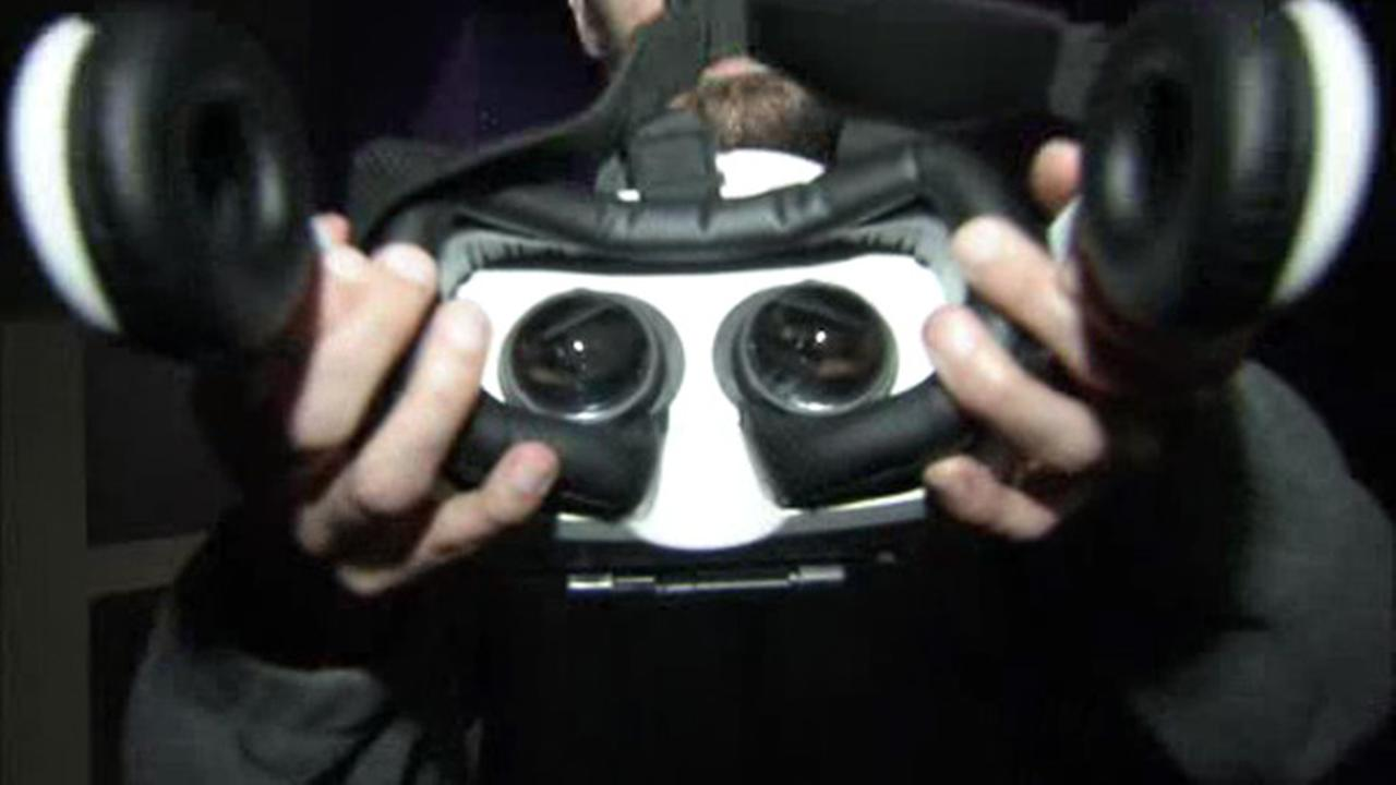 Virtual reality is newest way to experience Franklin Institute