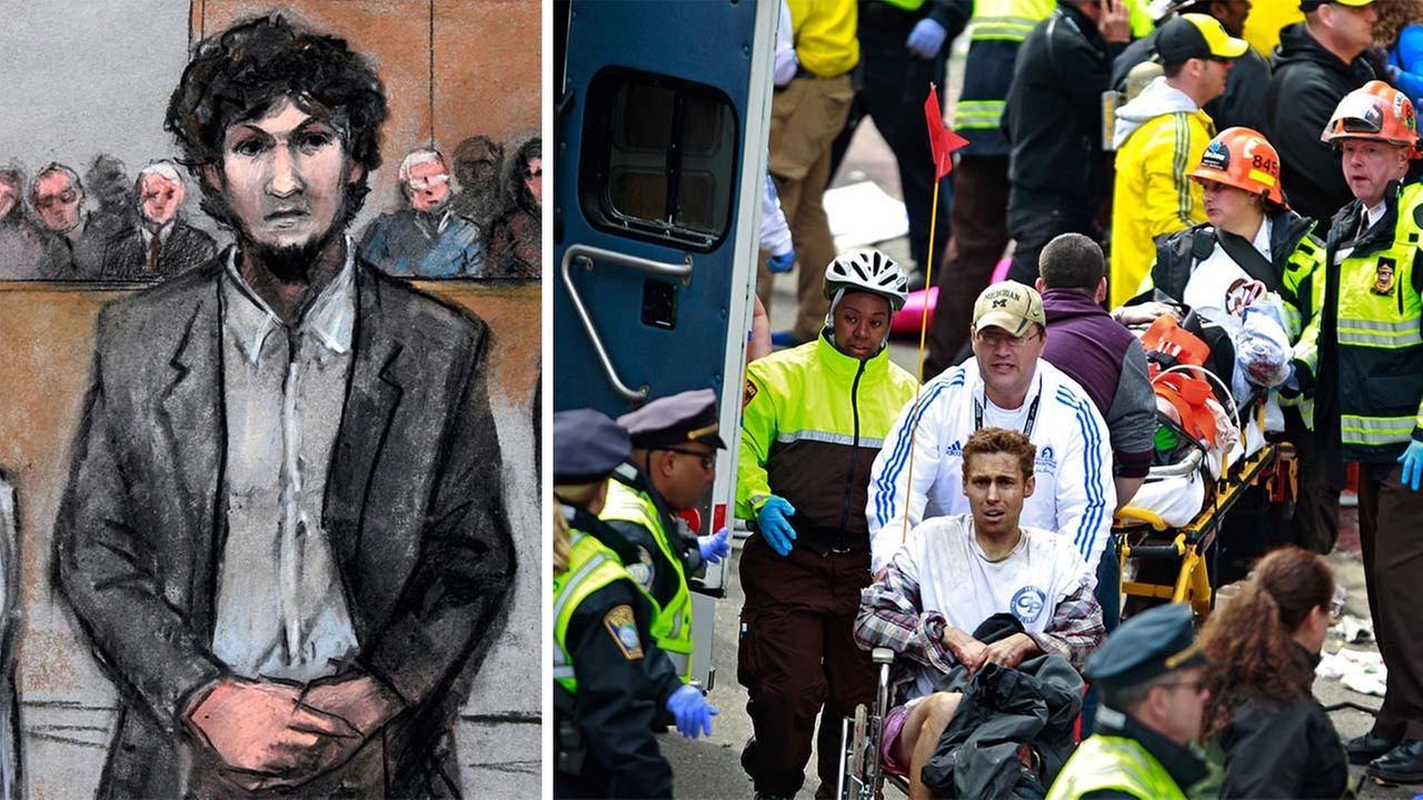 Boston Bombing survivors react on social media to Dzokhar Tsarnaev's death sentence