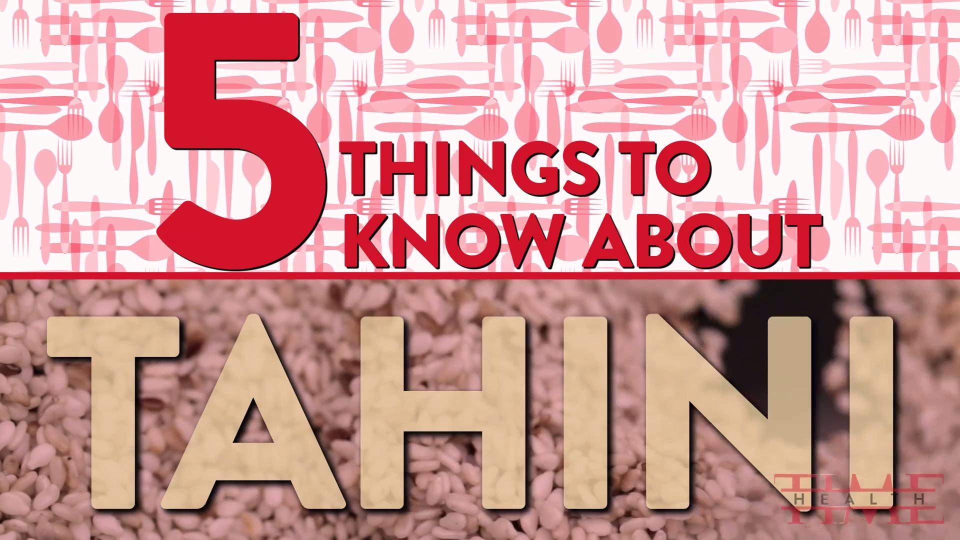 07202017_5 Things To Know About Tahini