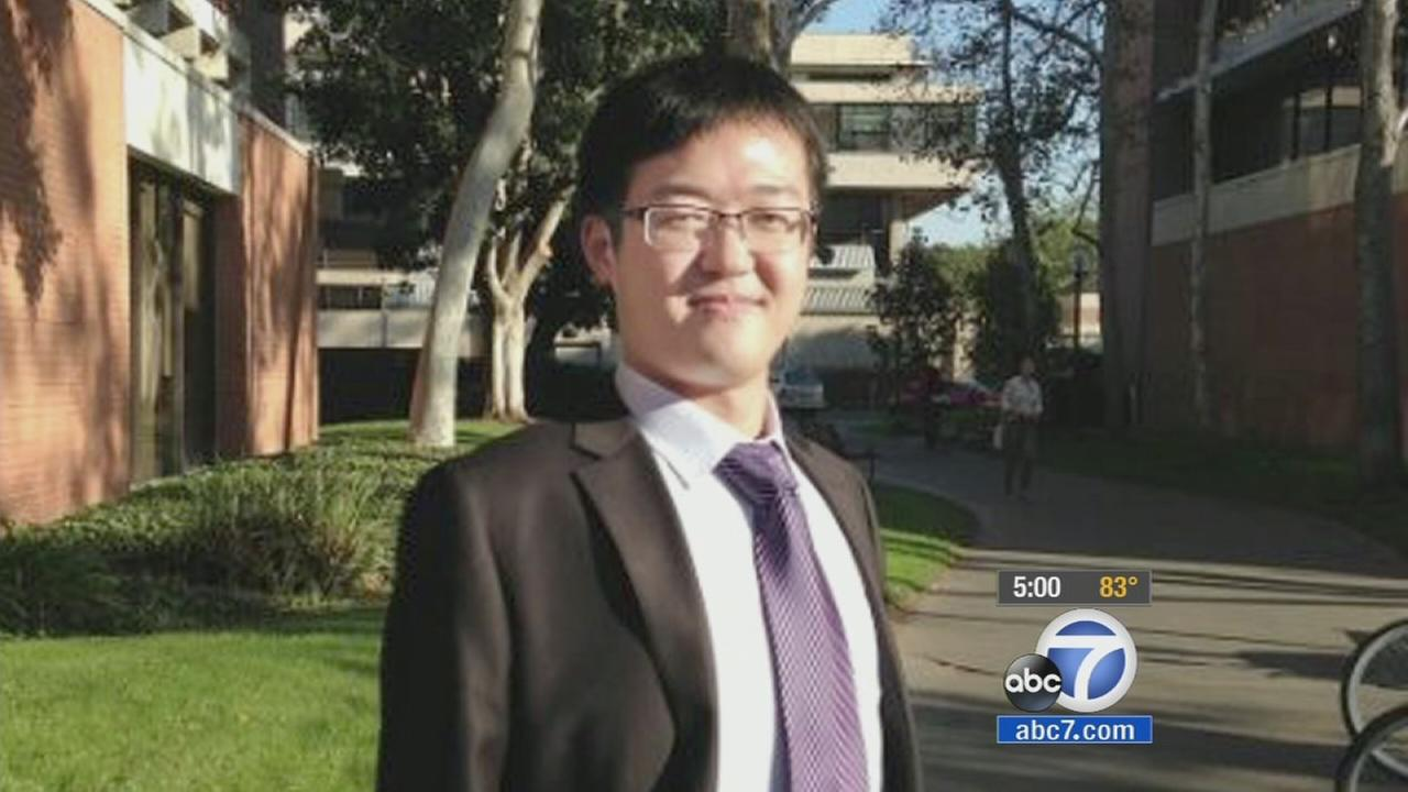 4 charged with murder of USC student