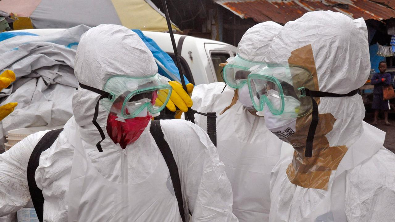 Texas patient confirmed as first Ebola case diagnosed in U.S.