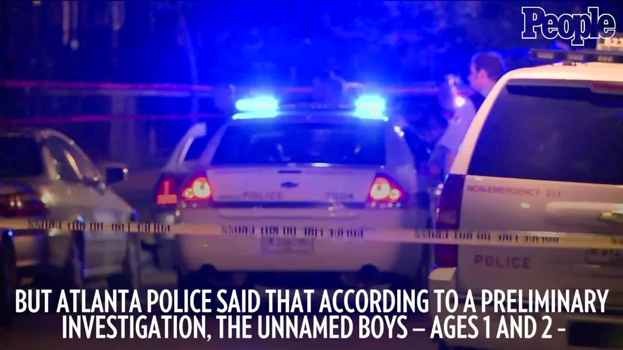 Ga. Mom Allegedly Murders Young Sons and Then Video-Calls Their Father to Show Him the Scene