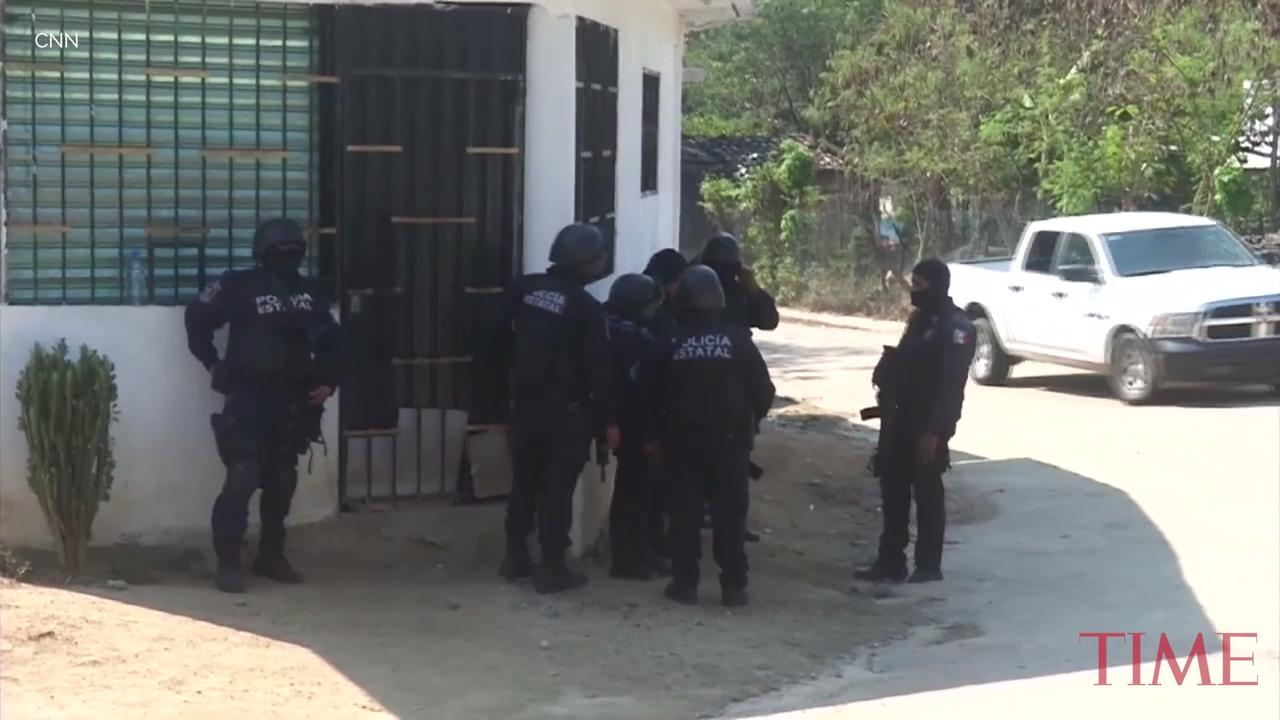 A Police Shootout in Troubled Southern Mexico Has Left 11 People Dead