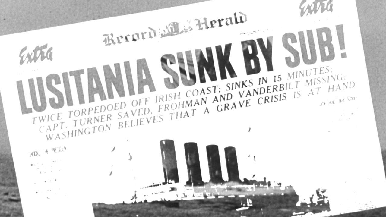 Explorers Found a Sunken World War I Submarine With 23 Bodies Inside