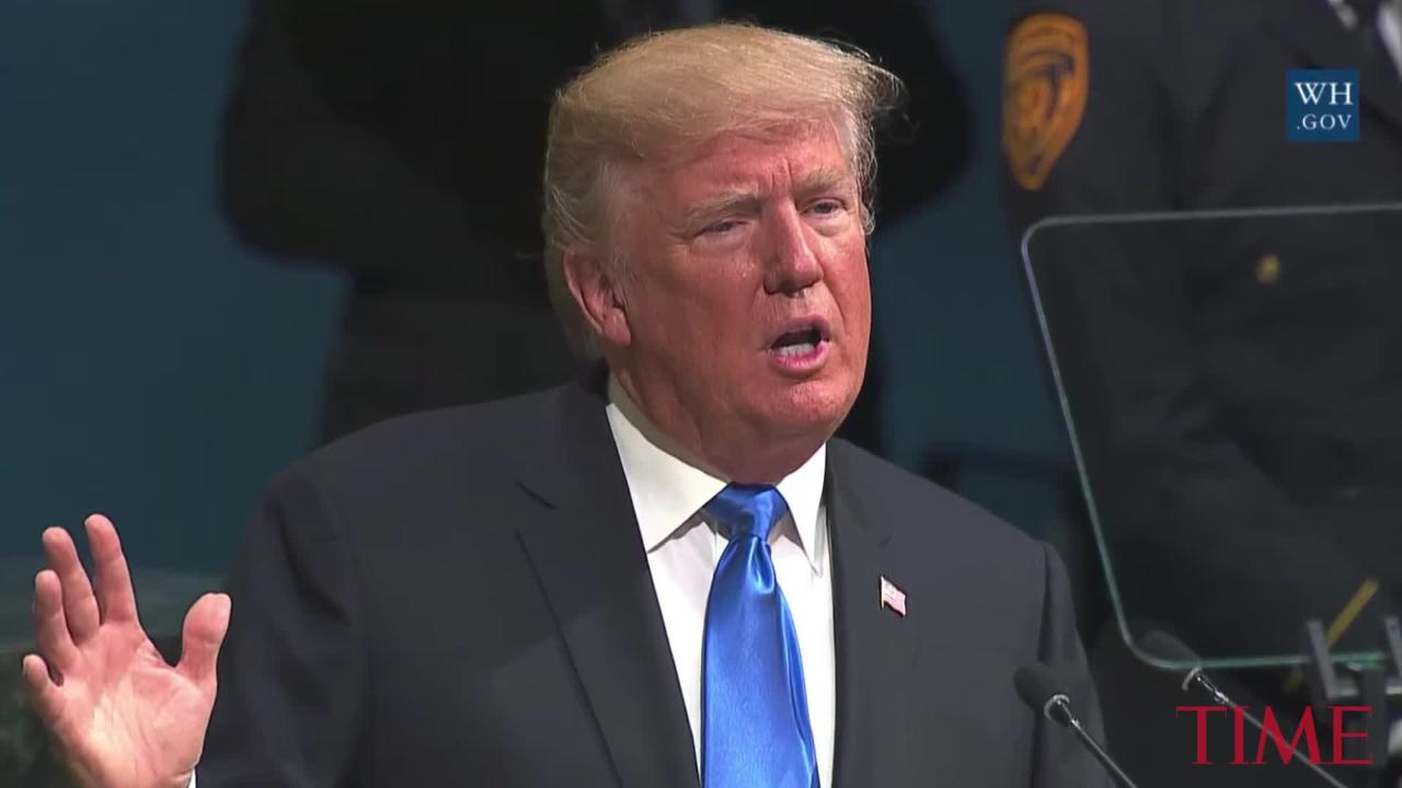 President Trump's U.N. Speech Is Exactly What Kim Jong Un Wanted to Hear