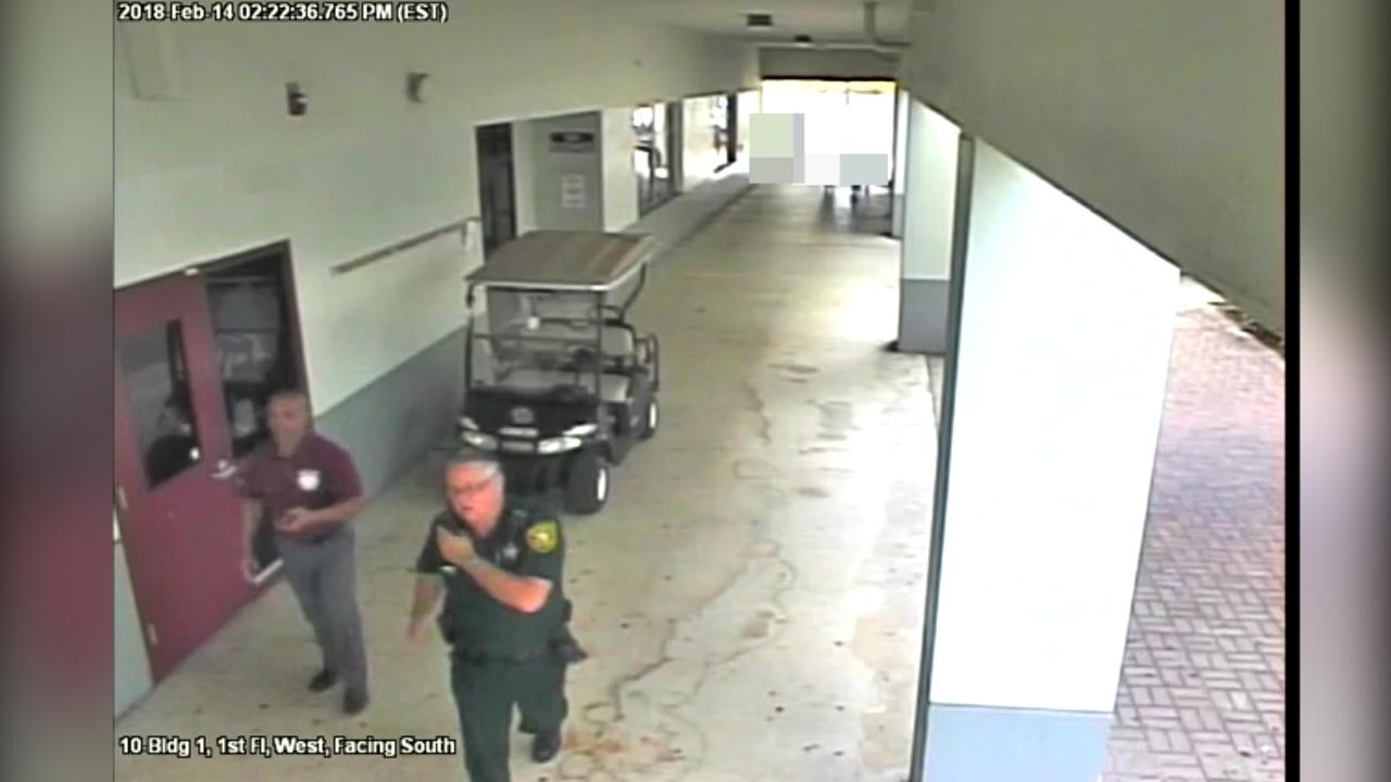 Florida Cop Who Failed to Confront Parkland Shooter Is Getting $8,000 Monthly Pension