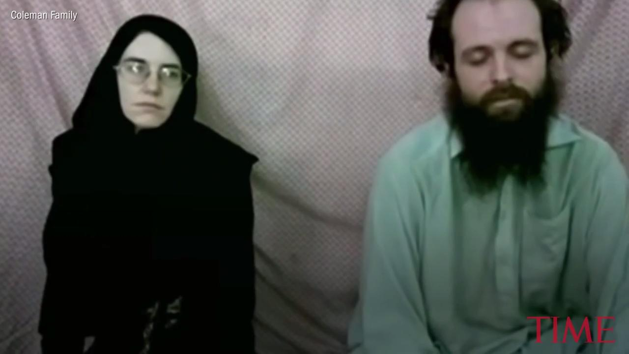 American Mother Held Hostage by Taliban Details 'Intolerable' Situation for Her Children