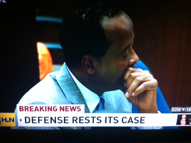 The Defense Rests: Dr. Conrad Murray Decides Not to Testify