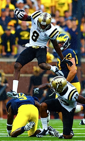 NCAA restores common sense, Michigan-Western Michigan box score