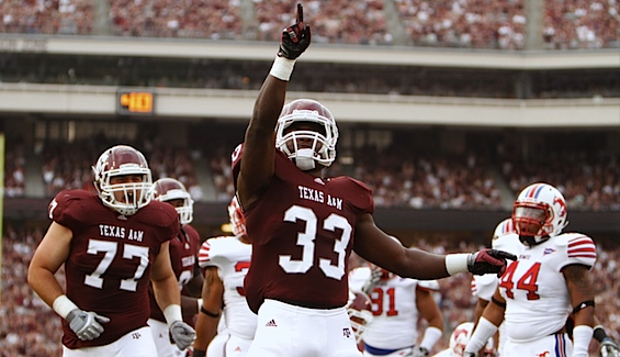 Friday Morning Quarterback: Texas A&M's final Big 12 push begins… now