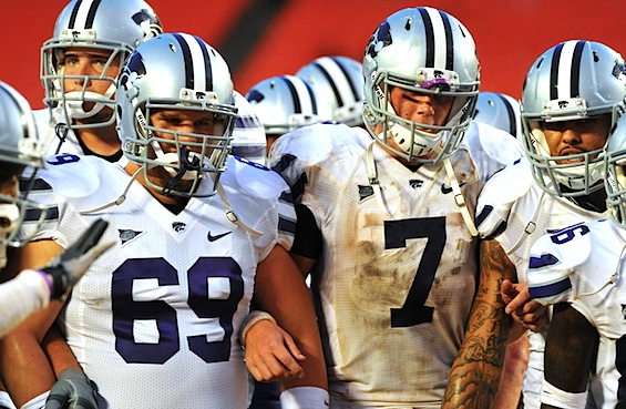Life On the Margins: The strange case of Kansas State, unbeaten underdog at the turn