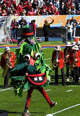 Being the Tree: The life and times of the nation's most endearing mascot