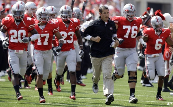 Ohio State holds on to Luke Fickell, its good soldier