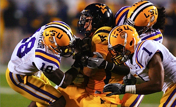 Once again, LSU makes winning the hard way look way too easy