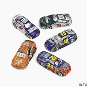 NASCAR Chocolate Cars