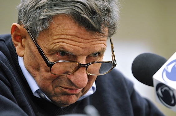 Paterno hospitalized after weekend practice collision, but insists he's OK, folks