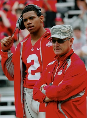 Headlinin': Tressel's contact with Pryor 'mentor' went beyond e-mails
