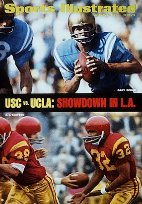 Fashion rumor: USC may signal coming apocalypse with black helmets vs. UCLA