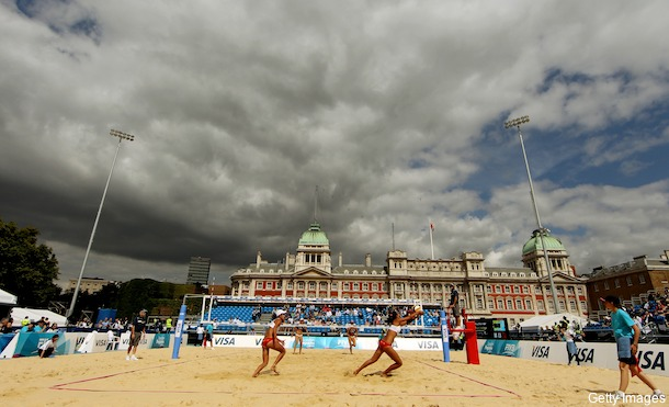 beach volleyball lon12