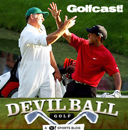 Devil Ball Golfcast 70: Tantrums? There's an app for that