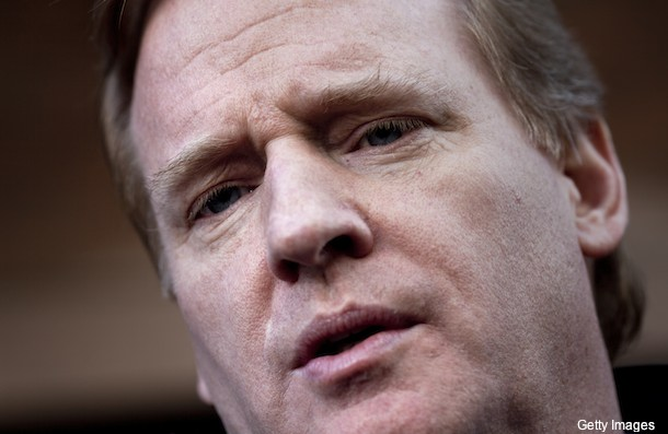 goodell closeup