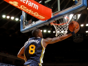 Josh Howard - Getty Images