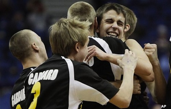 Perham boys basketball team wins the Minnesota state title