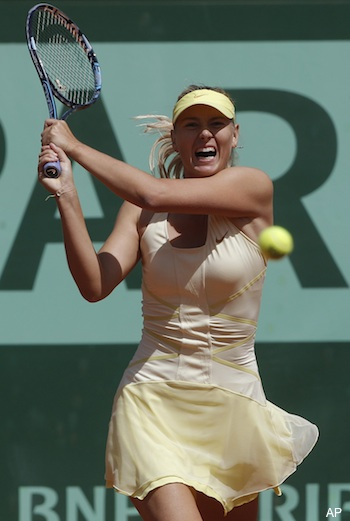 sharapova eiffel dress fo 11 2