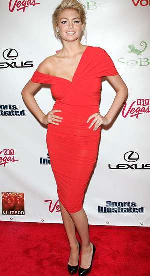 Kate Upton: February 15 (Jim Spellman/WireImage)