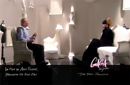 Lady Gaga And Designer Jean Paul Gaultier Talk Fashion, Image & Stardom: Peep The Trailer!